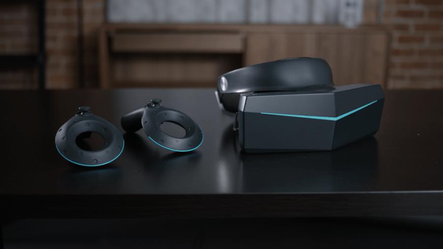 Тестировщикам рассылают вторую версию 8K VR гарнитуры Pimax