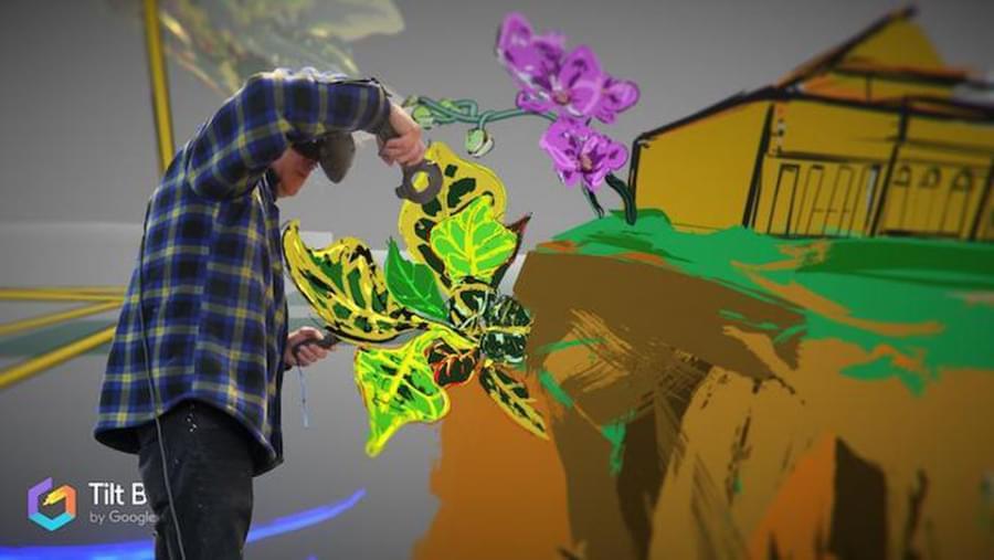 VR искусство помогает облегчить пациентам с раком пребывание в больнице