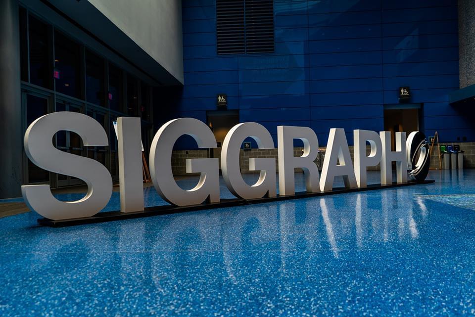 Наши на Siggraph-e. Роман Вдовченко из Antilatency делится своими впечатлениями