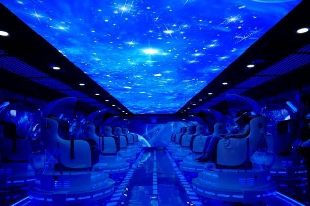В Пекине появится мега VR-кинотеатр