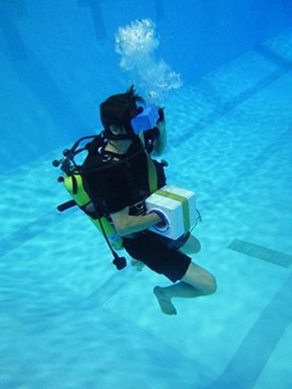 Facebook Reality Labs инвестирует в подводные VR исследования