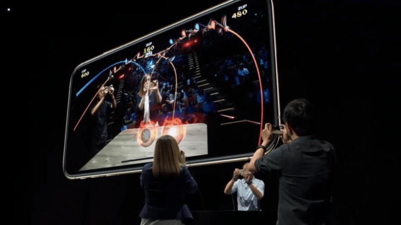 Новый чип A12 Bionic для iPhone обещает вывести дополненную реальность на новый уровень