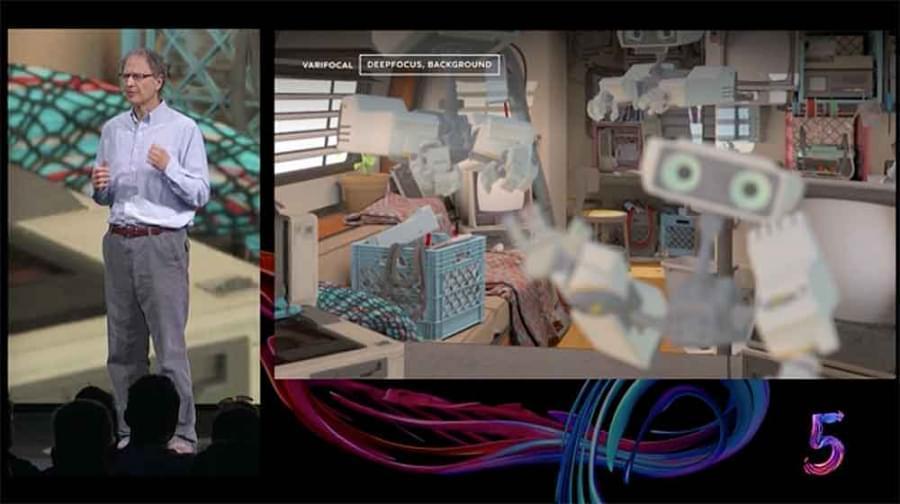 Какое будущее, по мнению Facebook, ждет VR/AR индустрию?