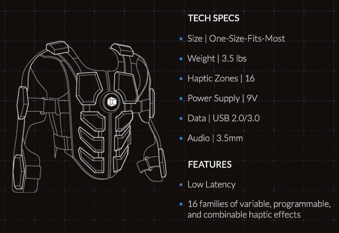 Компания-создатель гаптического костюма Hardlight VR закрывается из-за нехватки финансирования