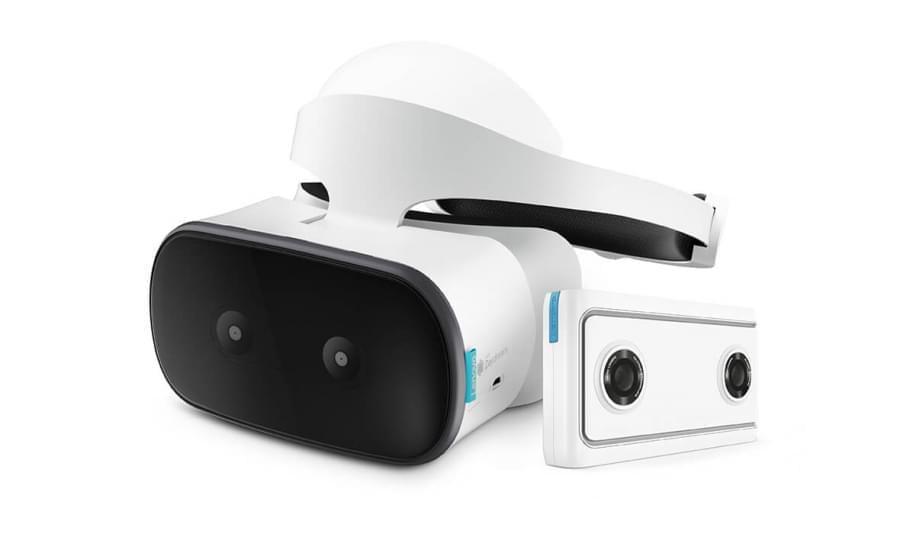 Mirage Solo получает поддержку сквозного зрения и AR возможности