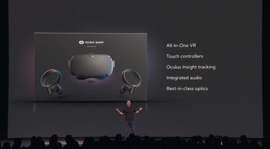 Проект Santa Cruz: Автономная VR гарнитура Oculus Quest выйдет весной при цене в 399 $