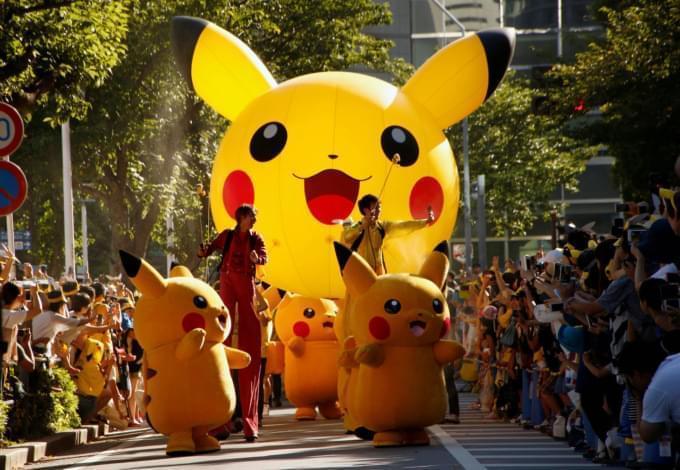 Игра Pokemon Go появилась в России спустя два года после мирового запуска