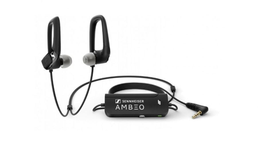 Sennheiser и Magic Leap представляют наушники AMBEO AR One