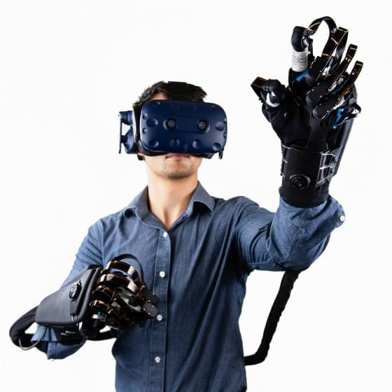 HaptX Gloves обеспечивают новый уровень тактильной обратной связи в VR