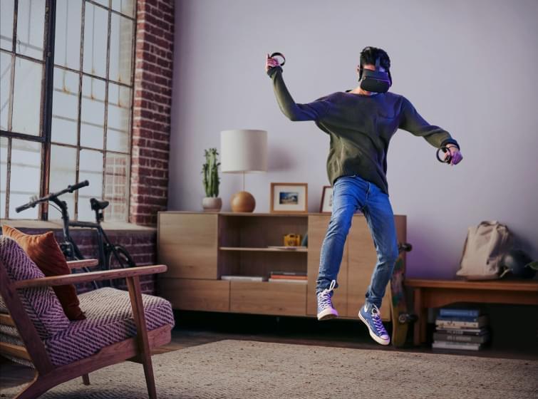 Oculus Quest: Почему Oculus против использования гарнитур на открытом воздухе?
