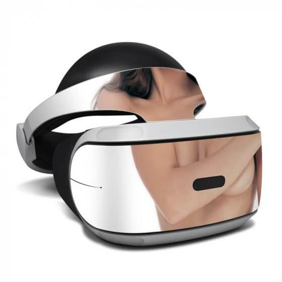 Качество видео на PSVR можно улучшить. Всё благодаря VR порно?