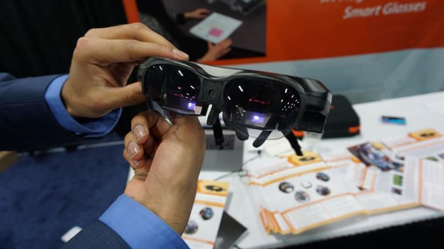 Macy's и B8TA выпускают AR смарт-очки X1 от ThirdEye в розничную продажу