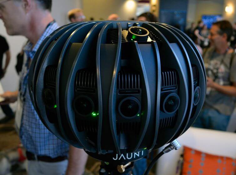 Jaunt распускает «значительную часть персонала» и сосредотачивается на AR