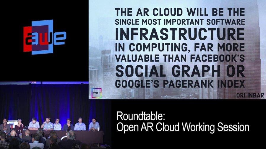 AWE 2018: 16 компаний инициируют проект Open AR Cloud