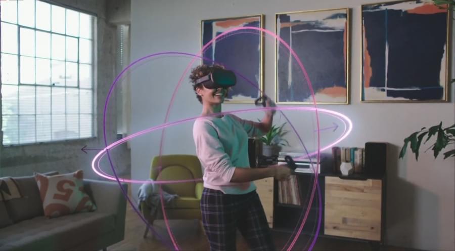 VR разработчик считает, что идея ПК гарнитур устарела