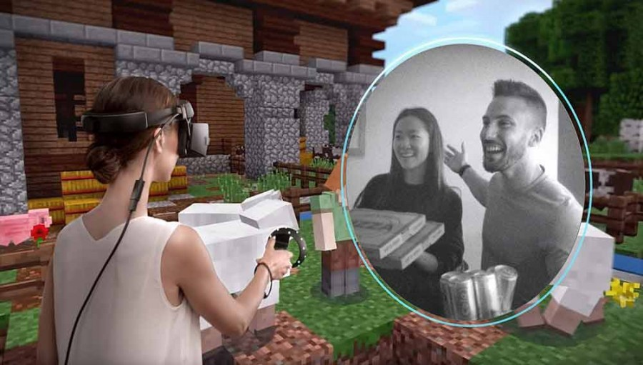 Windows Mixed Reality: обновления для VR и Hololens