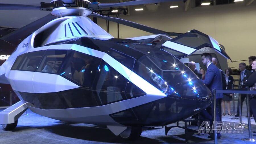 Bell: VR ускорил разработку новейшего вертолета в 10 раз