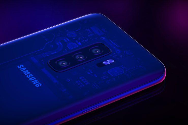 Слухи: Samsung планирует 5G-флагман Galaxy S10 для VR и AR