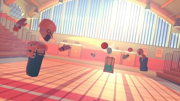 Игровые режимы Rec Room идеальные для тренировок и похудения
