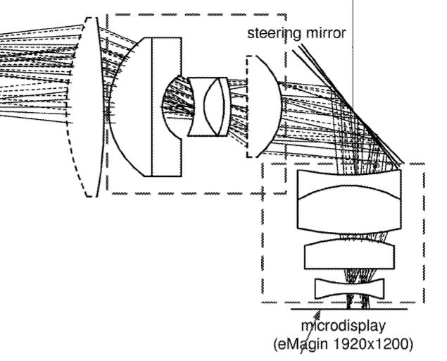 Facebook получает патент на VR гарнитуру с разрешением человеческого глаза