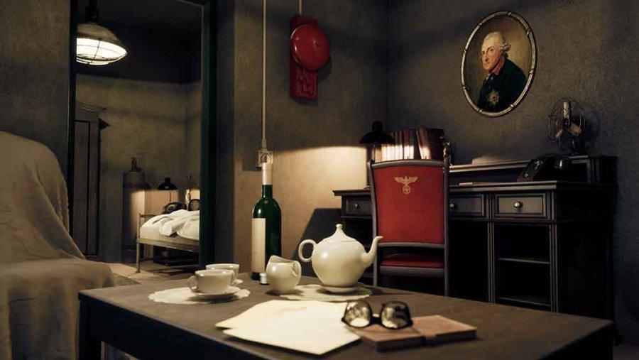 Führerbunker VR: виртуальная реальность позволит увидеть последние дни Гитлера