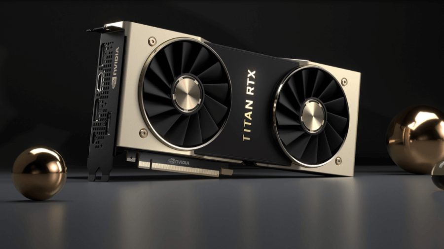 NVIDIA анонсирует мощный графический процессор Titan RTX с соединением VirtuaLink