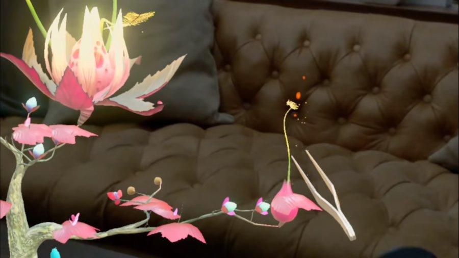 Insomniac Games выпускает Seedling − первую платную AR игру для Magic Leap One