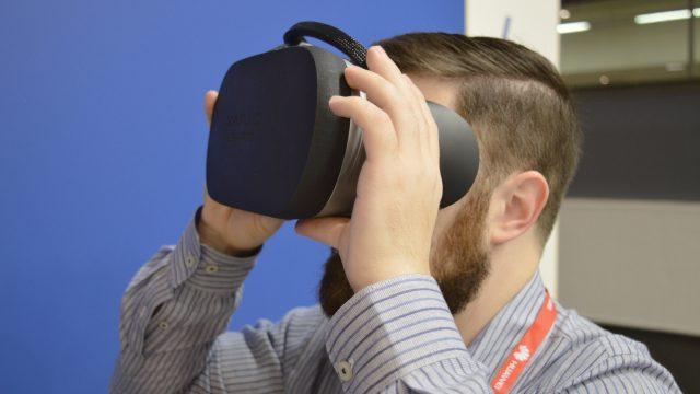 Гарнитура от Varjo: взгляд на ошеломляющее будущее виртуальной реальности