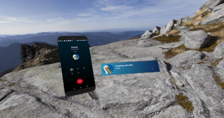CES 2019: Dell Mobile Connect дает возможность пользоваться смартфоном в VR