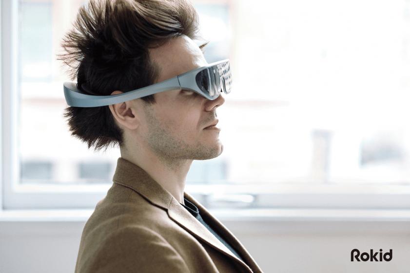 CES 2019: Rokid представляет потребительские AR очки Project Aurora