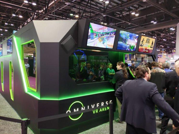 Киберспорт поможет виртуальной реальности выйти в мейнстрим