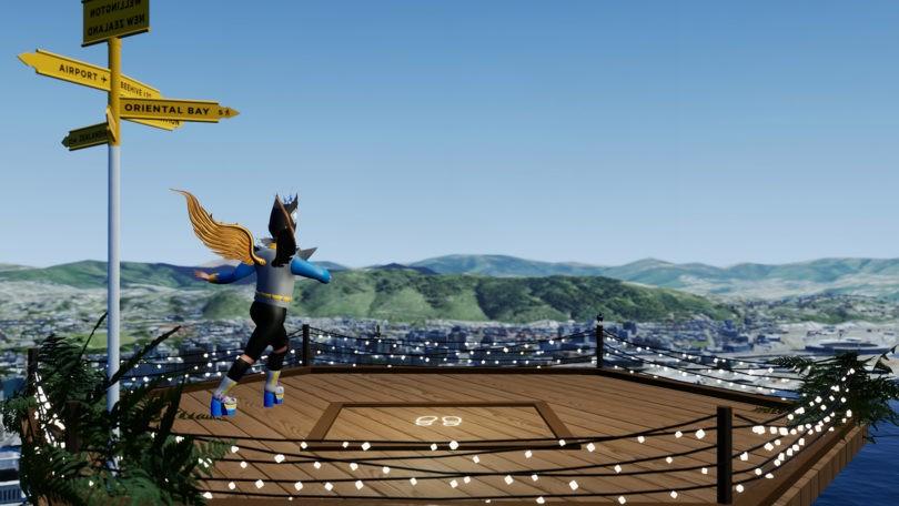 Первый в мире VR город — WellTown