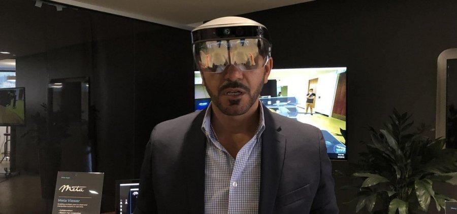 Производитель AR очков Meta терпит банкротство
