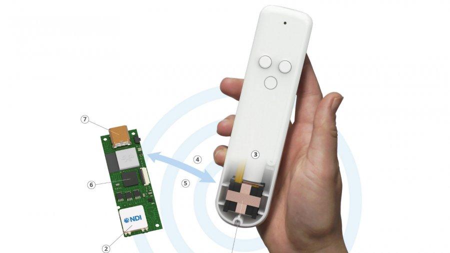 VR контроллер Atraxa обещает качественный 6DOF трекинг без окклюзии
