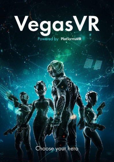 Российский стартап PlatformaVR открывает свой первый LB VR центр в Лас-Вегасе