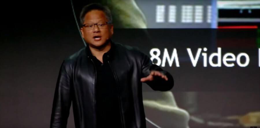 NVIDIA: продано 4 миллиона VR гарнитур для ПК