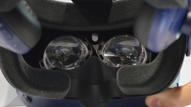 CES 2019: HTC анонсирует Vive Pro Eye с интегрированным отслеживанием движений глаз