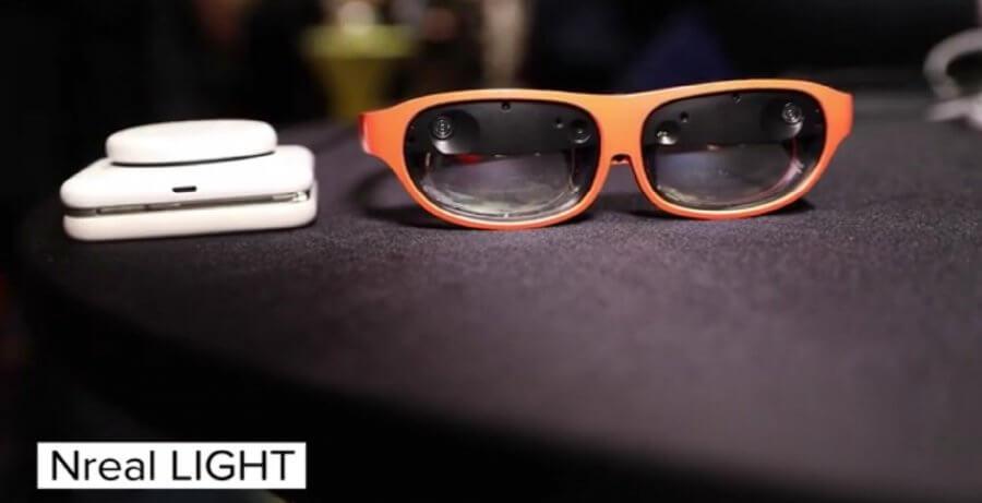 CES 2019: стартап бывшего сотрудника Magic Leap представляет свои AR очки