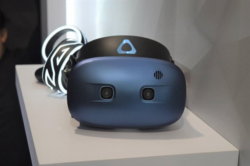 CES 2019: HTC представляет VR гарнитуру Vive Cosmos