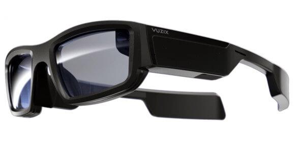 Vuzix представляет потребительский вариант AR очков Blade за $1000