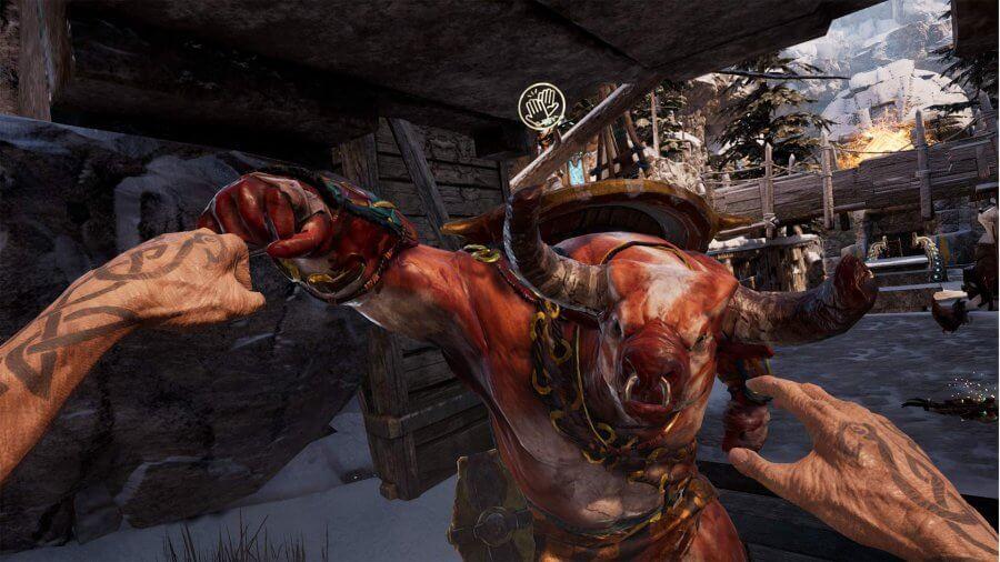 Oculus анонсирует эксклюзивную для Rift игру Asgard's Wrath