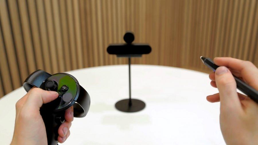 Massless Pen: Клон Apple Pencil для VR дизайнеров и инженеров