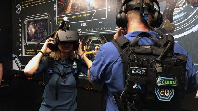 Смогут ли VR арены стать будущим спорта и киберспорта?