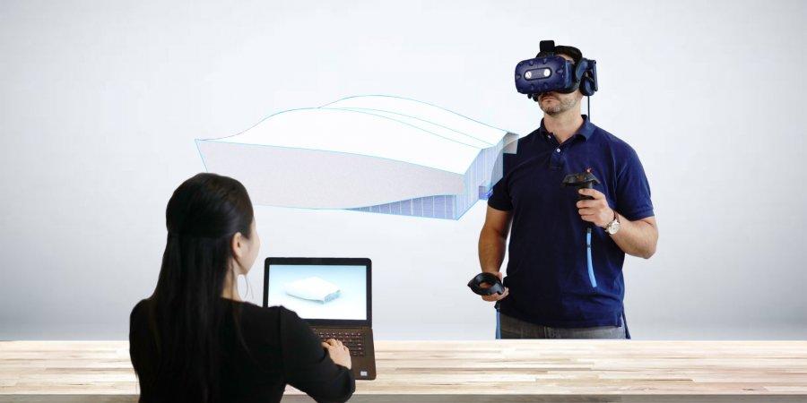 VR стартап Mindesk получает $ 900 000 на разработку многопользовательского САПР решения