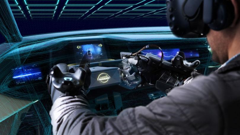 Nissan и HaptX привносят реалистичную гаптику в автомобилестроение