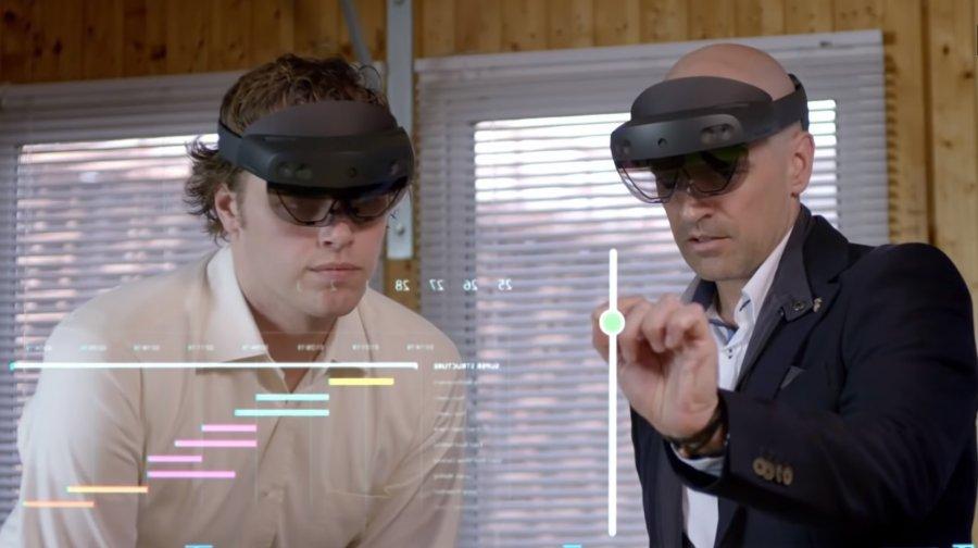 Microsoft: путь дополненной реальности до потребительского рынка займет годы