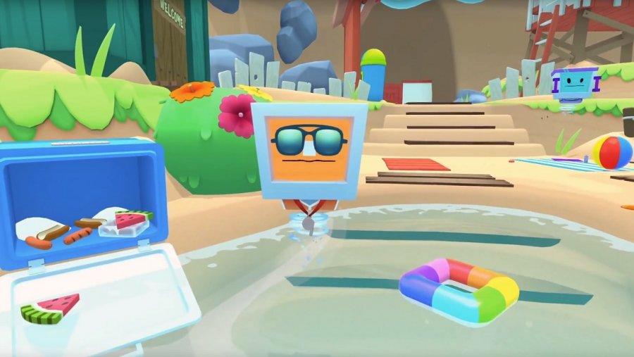 Релиз Vacation Simulator на Vive и Rift уже в следующем месяце, на PSVR этим летом