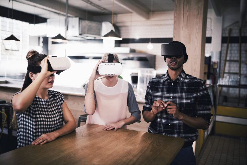 Компании используют VR для борьбы с сексуальными домогательствами