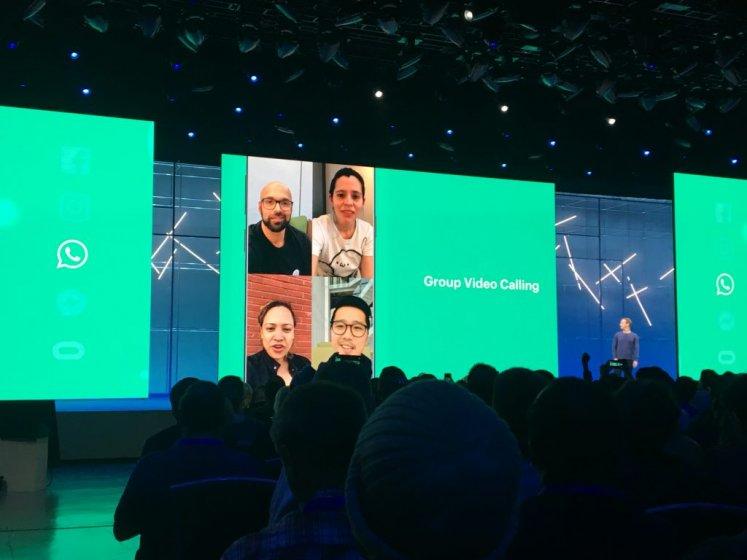 На Go и Gear VR можно будет посмотреть прямую трансляцию конференции F8 в VR