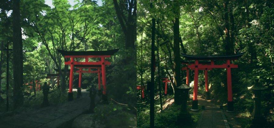 Фусими Инари: посетите одно из самых известных японских святилищ в VR
